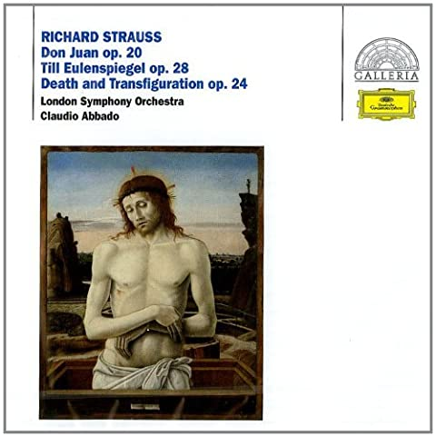 Don Juan Op.20,I Tiri Burloni Op.28,Morte E Trasfigurazione Op.24 by Abbado Claudio (Direttore)
