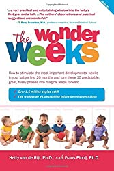 The Wonder Weeks: How to stimulate your baby's mental development and help him turn his 10 predictable, great, fussy phases into magical leaps forward by Hetty van de Rijt Ph.D. (2012-03-01)