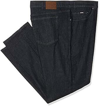 Rica Lewis Fibreflex - Jean - Homme - Noir (Brut Noir) -FR: 38 (Taille Fabricant: W30/L32)