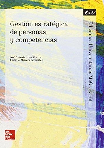 Libro ebook competencias y gestione estratégica de personas