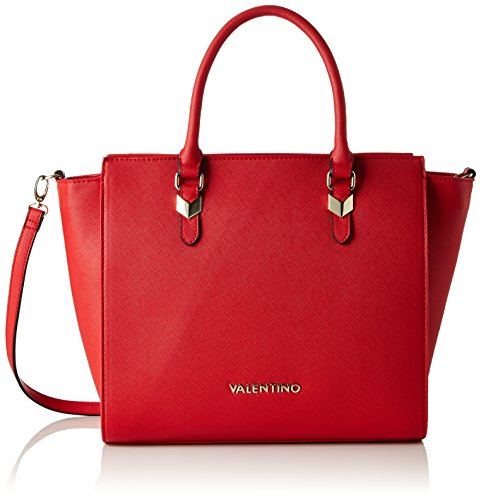Valentino by Mario Valentino  Lily, sac à main femme - rouge - Rot (Rosso), 15x29x31 cm (B x H x T)
