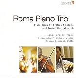 Smetana/ Schostakowitsch: Klaviertrio op. 15/ Klaviertrio Nr. 2 - Roma Piano Trio