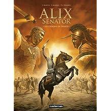 Alix senator, Tome 4 : Les Démons de Sparte