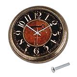 Imported Vintage Clock Cabinet Drawer Bi...