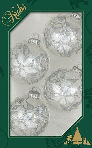original-lauschaer-christbaumschmuck-4er-set-kugeln-klar-mit-weihnachtssternen-67-cm-mit-silbernem-k