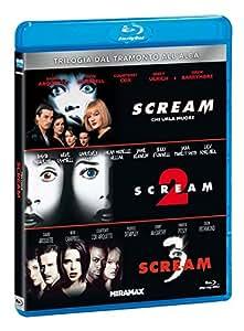 Trilogia Scream (3 Blu-Ray)