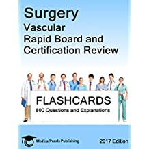 Surgery Vascular: Rapid Board and Certification Review (English Edition)