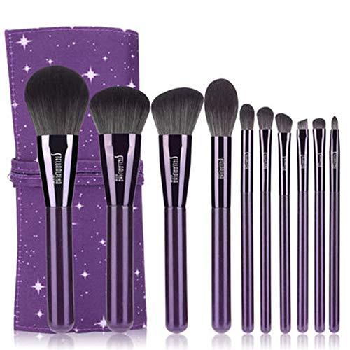 AA-SS-Makeup Brush Ensemble de pinceaux de Maquillage Professionnel avec Une boîte Cadeau de et élégante