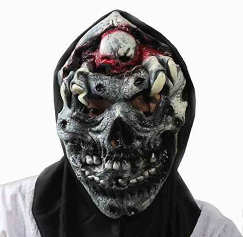 ce Off Horror Halloween Kostüm Maske (Halloween-kostüm Grenze)