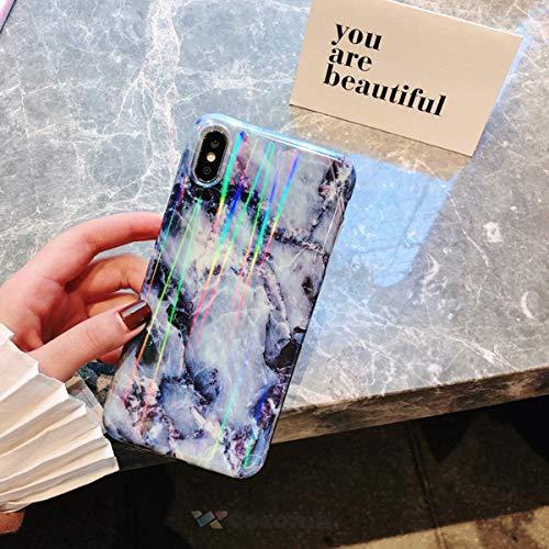 Cocomii Gradient Marble Armor iPhone 6S Plus/6 Plus Hülle [Bunter Granit] Ultra HD Klares Muster Verblasst Nicht Kratzfest Stoßfest Case Schutzhülle for Apple iPhone 6S Plus/6 Plus (GM.Blue) (Protector I 6 Phone Plus Shield)