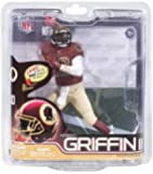McFarlane Toys, Robert Griffin III Figure NFL Series 31 Exclusive Throwback Anniversary Jersey by Unknown