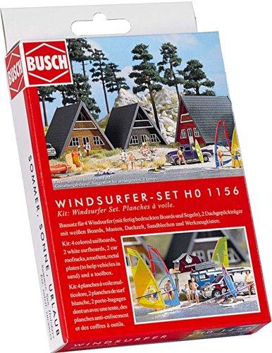 busch-jaeger-edificio-ferroviario-de-modelismo-ferroviario-escala-187-h0-bu-windsurfer-set-bue1156