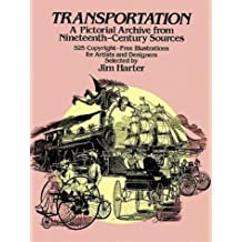 Transportation (Dover Pictorial Archives) by Jim Harter (1984-07-01)