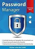 Produkt-Bild: Password Manager Professional Edition - Sicher wie ein Safe für Windows 10-8-7 und Mobile iOS & Android