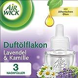 Air Wick Duftstecker Nachfüller, Lavendel & Kamille, 3er Pack (3 x 1 Stück)