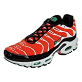 Nike Herren Air Max Plus Gymnastikschuhe, (Team Orange/Neptune Green/White/Black 801), 42.5 EU