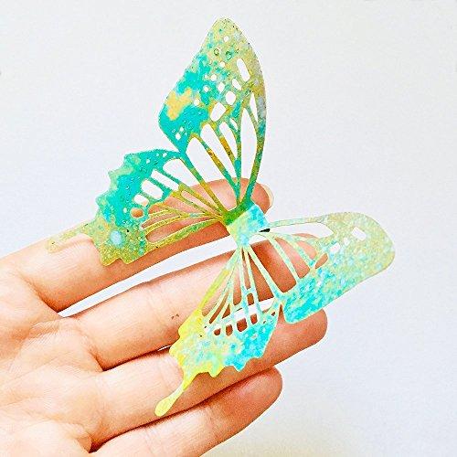 Schmetterling Pin - Schmetterling Brosche - Fly Pin - Brosche Schmetterling - Natur Pin - Schmetterling Modeschmuck - Schmetterling bunte Pin