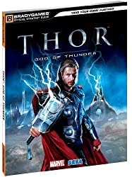 Thor: God of Thunder Official Strategy Guide by BradyGames (2011-05-03)