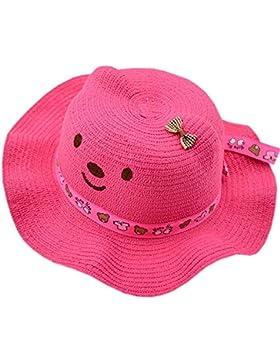 ACVIP Cappello di Paglia Orso pe