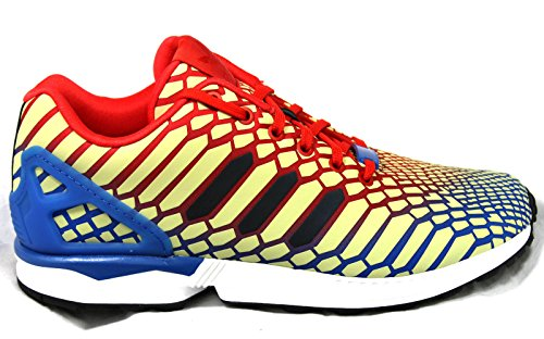 adidas Adidas Zx Flux, Sneaker uomo bianco green white gold BB5477 Diverse misure red black white AQ4533