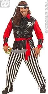 WIDMANN Disfraz de Pirata Adulto Medieval