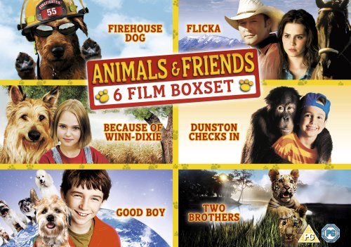 animals-in-action-collection-dvdanimals-friends-6-film-boxset-firehouse-dog-because-of-winn-dixie-go