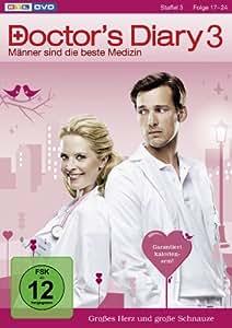 Doctor's Diary 3 - Männer sind die beste Medizin [2 DVDs]