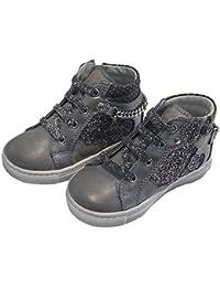 Nero Giardini Junior Sneaker Primi Passi Bambina in Pelle A621730F - 104 996aab5e132