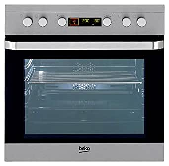 beko oum 22522 x backofen kochfeld kombination a 0 88 kwh 65 l animiertes display. Black Bedroom Furniture Sets. Home Design Ideas