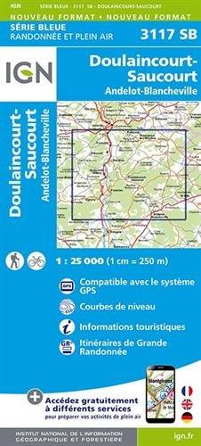 3117sb doulaincourt saucourt -andelot blancheville