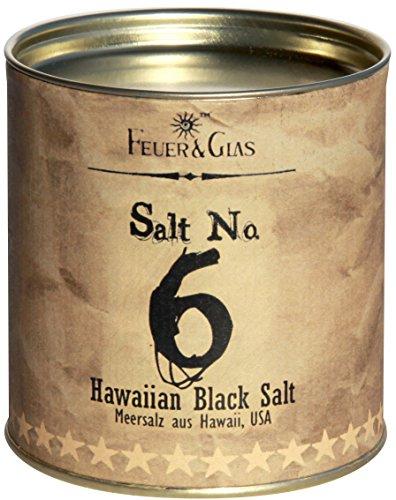 Feuer & Glas - Sale No. 6 – Sale hawaiano nero ( 200g )