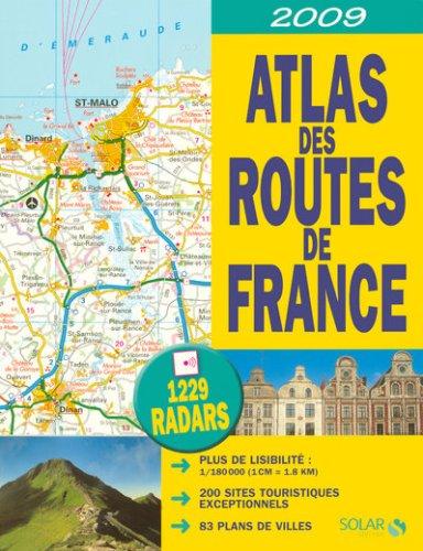 Atlas des Routes de France 2009