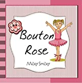 Children's book in French: Bouton Rose (livre pour enfants, French books for kids)