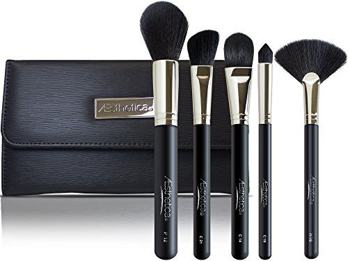 aesthetica-pro-series-5-piece-contouring-and-highlighting-makeup-brush-set-includes-large-powder-fou