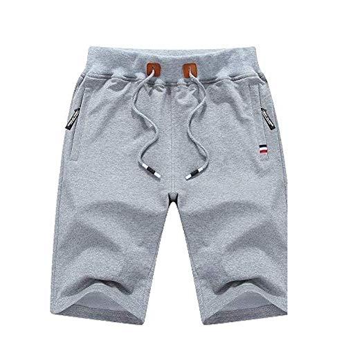 HUATING Pantalones Cortos Hombre Pantalones