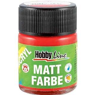 C.KREUL Ayl-Mattfarbe Hobby Line, dunkelbraun, 50 ml VE=1