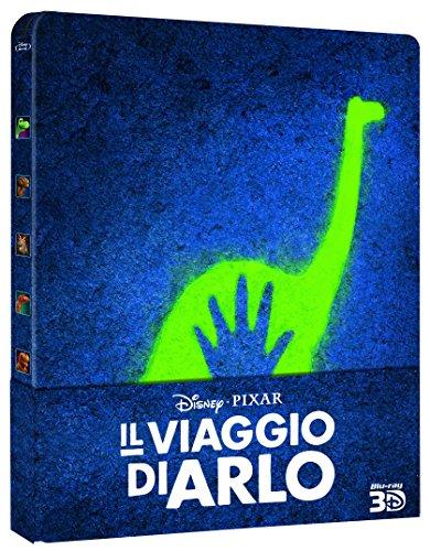 Dalle eccezionali menti creative Disney/Pixar, finalmente in DVD un'avventura esilarante per tutta la famiglia: Il Viaggio di Arlo. Che cosa sarebbe successo se il catastrofico asteroide che ha cambiato per sempre la vita sulla Terra non fosse mai c