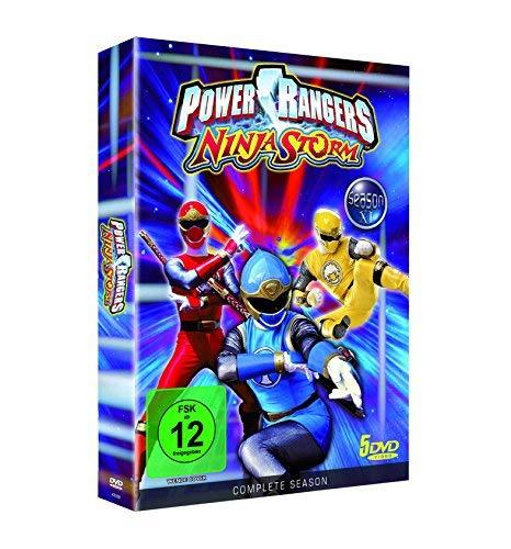 Power Rangers - Ninja Storm: Season XI [5 DVDs]