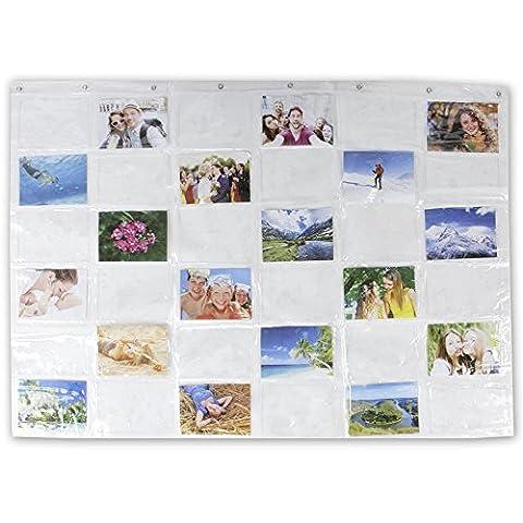 MIK funshopping Kartenvorhang ON DISPLAY für 36 Fotos a