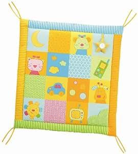 babysun tapis de jeu tapis d eveil pour parc robots fr b 233 b 233 s pu 233 riculture