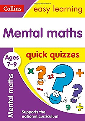 Mental Maths Quick Quizzes Ages 7-9 (Collins Easy Learning KS2) by Collins
