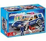 Playmobil 626556 - Policía Coche De Policía