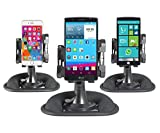 Navitech Smartphone Dashboard Friction Mount and Universal Holder For Sony Xperia Z3 / Z4 / Z5 Compact / Z5 / Z5 Premium