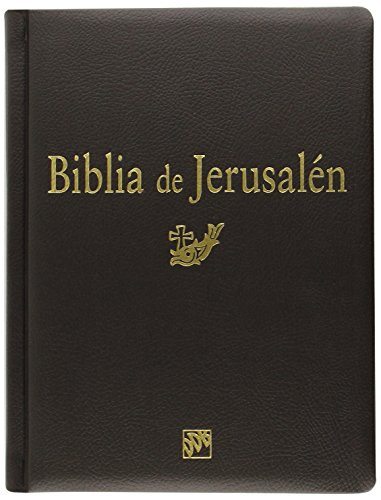 Biblia De Jerusalen 4ª Ed.Manu 2 (Biblia de Jerusalén) por Escuela Biblica De Jerusalen