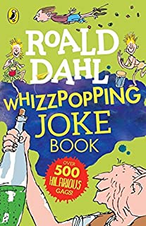 Roald Dahl: Whizzpopping Joke Book (Dahl Fiction) (0141368233)   Amazon price tracker / tracking, Amazon price history charts, Amazon price watches, Amazon price drop alerts