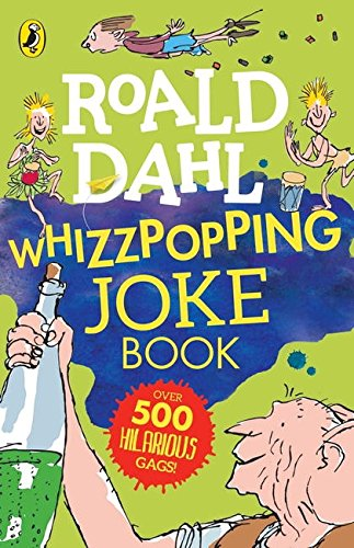 Whizzpopping Joke Book (Dahl Fiction)