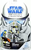 Hasbro Clone Trooper 327th Star Corps BD29 - Star Wars The Legacy Collection 2009