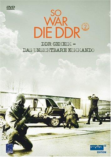 2: DDR geheim - Das unsichtbare Kommando (2 DVDs)