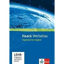 Haack Weltatlas für Sekundarstufe I und II. Kopierkarten digital