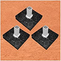Base Anchor Foundation - Set by Markers, Inc.